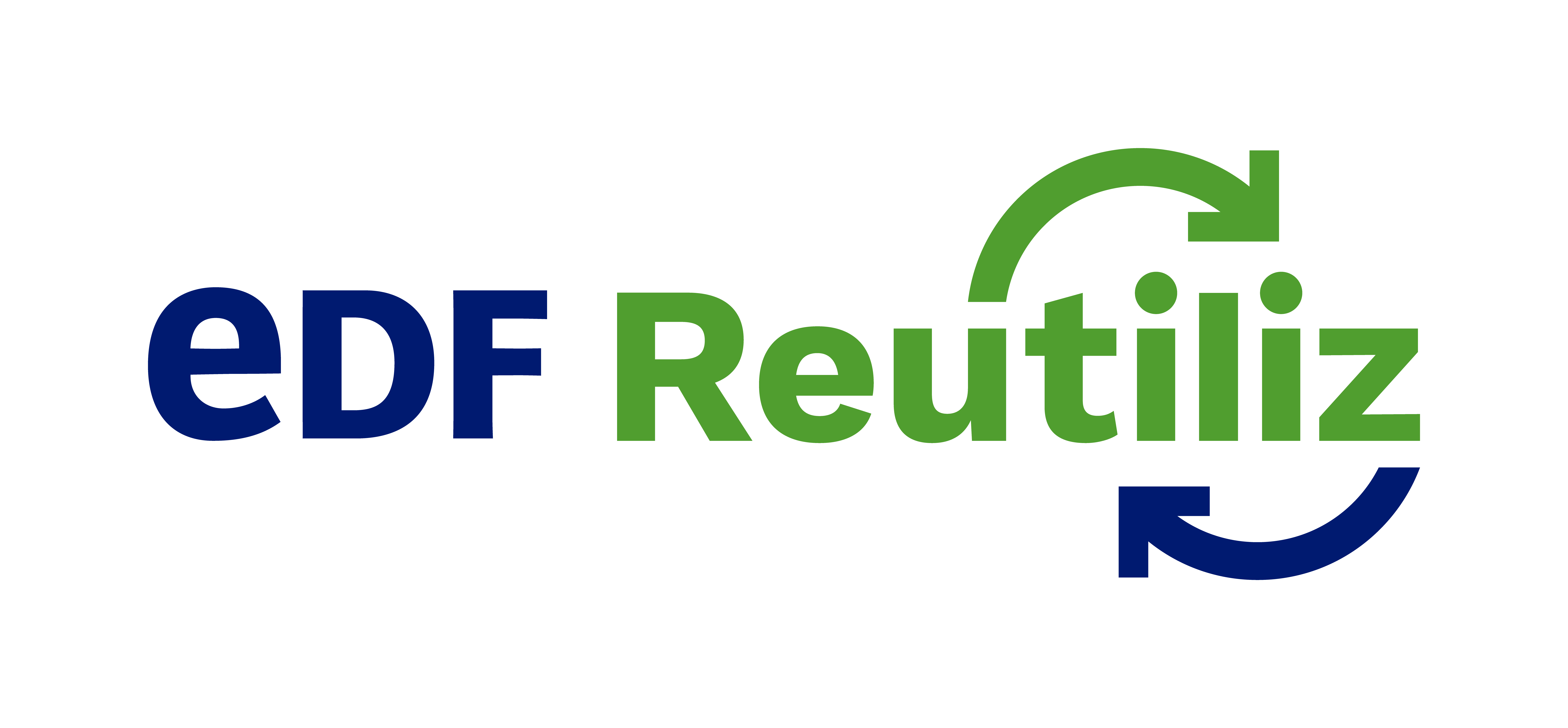 Logo EDF Reutiliz